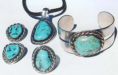 harley davidson jewelry turquoise